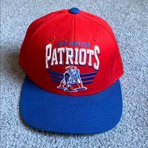 Vintage New England Patriots Snapback